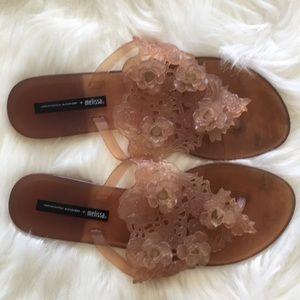 Melissa + Herchcovitch Alexandre Harmonic Sandals
